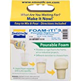 FOAM-IT! 3 - Pourable Rigid Foam - Parts A and B - Trial Unit - Not For Intended For Children - Adult Supervision…