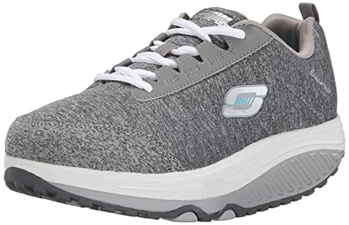 e1802043 Skechers Shape Ups Jersey Comfort de Zapatilla: Amazon.es: Zapatos y ...