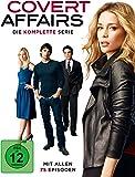 Covert Affairs - Die komplette Serie (19 Discs)