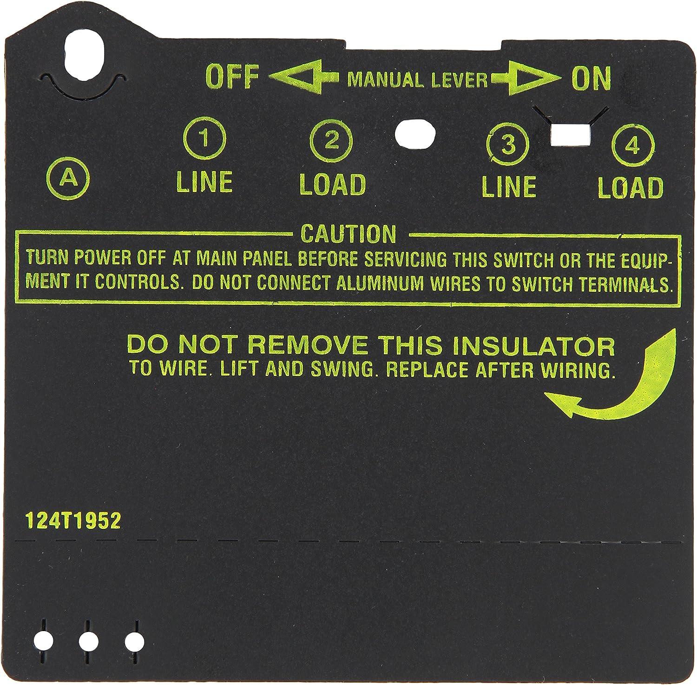 Intermatic 124T1952 Insulator for T100 Tools & Home Improvement ...