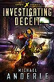 Investigating Deceit (Opus X Book 3)