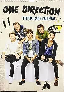 Official One Direction 2015 Calendar (Calendars 2015
