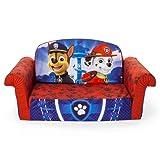 Amazon Price History for:Marshmallow Furniture Children's 2 in 1 Flip Open Foam, Nickelodeon Paw Patrol Sofa Chair Furniture