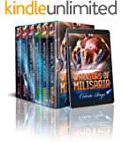 Warriors of Milisaria: A Sci-Fi Alien Abduction Romance Collection (Books 1-6)