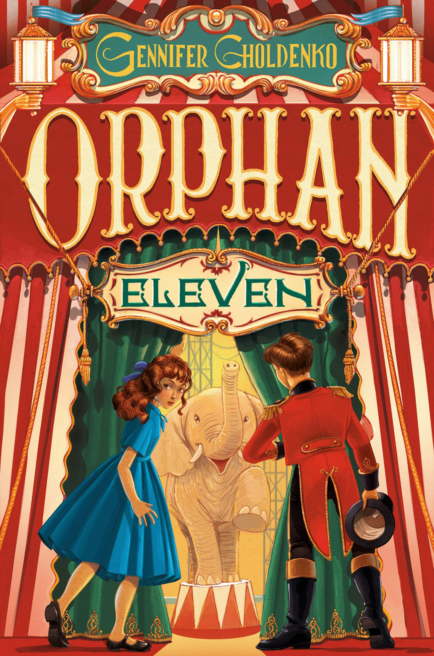 Orphan Eleven: Choldenko, Gennifer: 9780375990649: Amazon.com: Books
