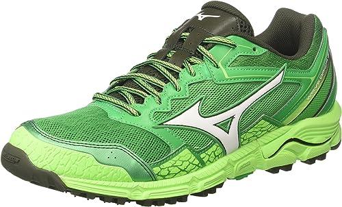 Mizuno Wave Daichi 3, Chaussures de Running Homme