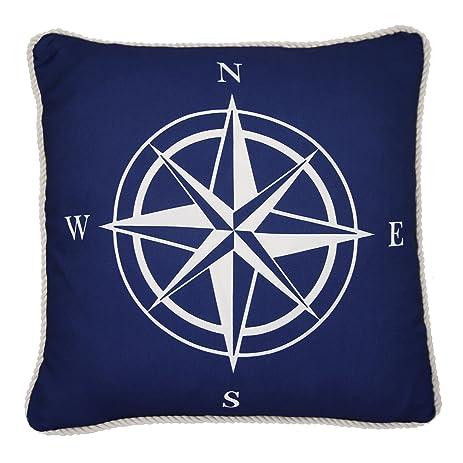 Amazon Lush Decor Lush Décor Compass Sign Decorative Pillow 40 Simple Lush Decor Throw Pillows