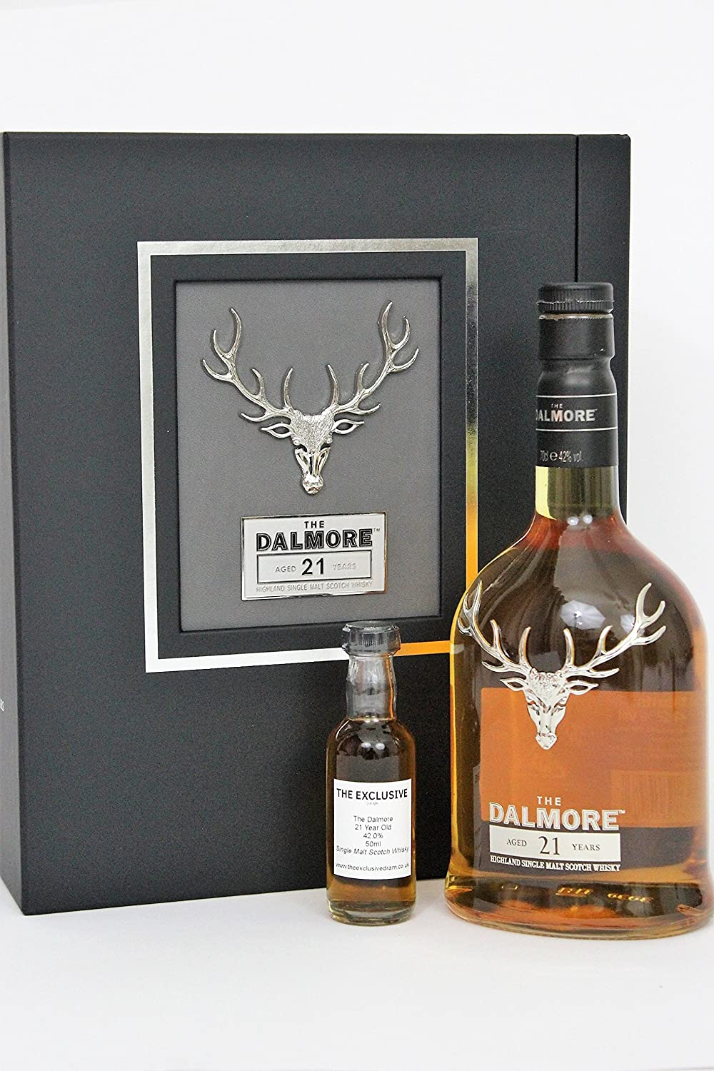 328d07c226f Dalmore - 21 Year Old - 42.0% -  50ml Sample   Amazon.co.uk  Beer ...