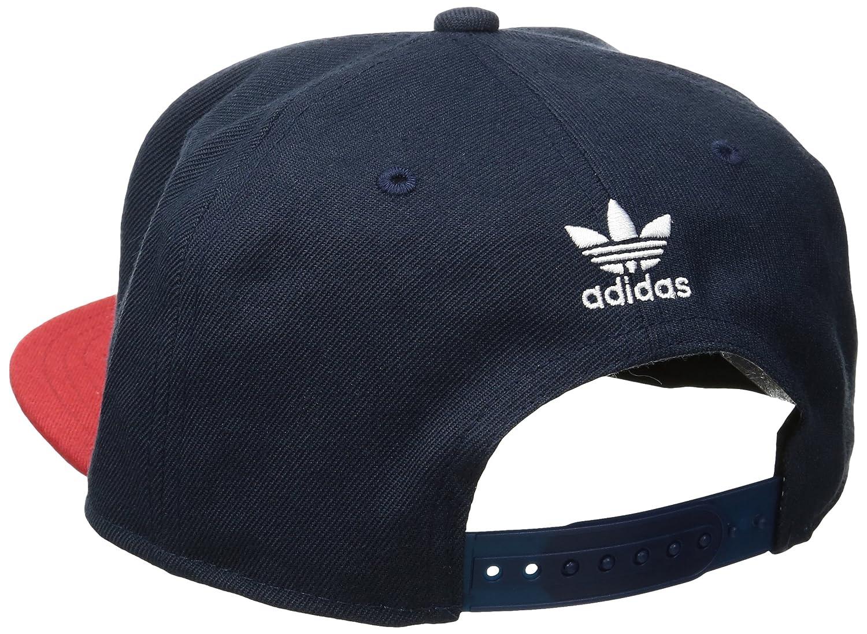 387914c0e Adidas Men's Snapback Flatbrim Cap