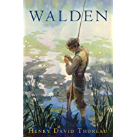 Walden (Illustrated Edition)