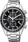 [シチズン]腕時計 INDEPENDENT インディペンデント スポーティ・クロノグラフ Timeless Line BA7-115-51 メンズ