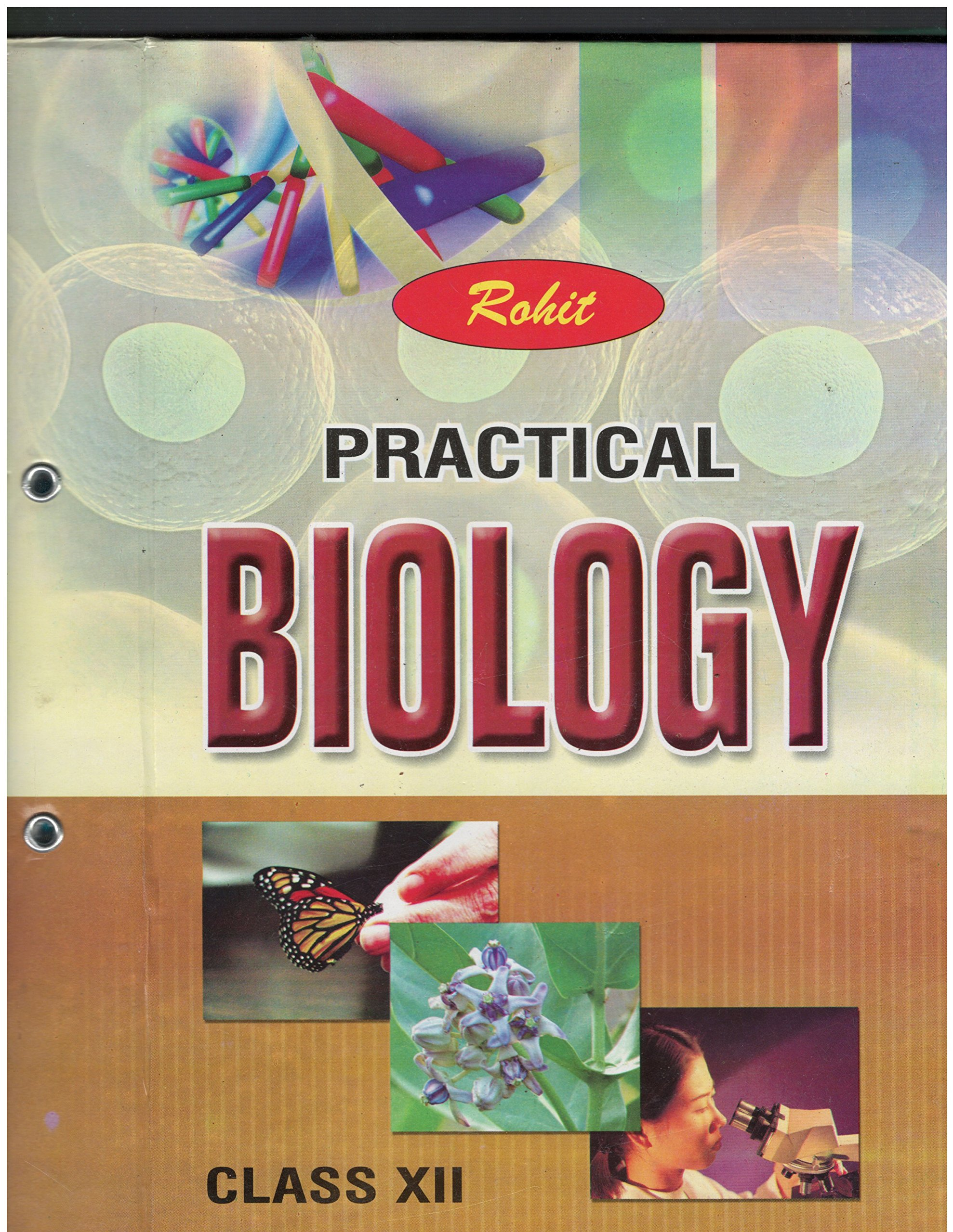 Amazon.in: Buy Rohit's Practical Biology For CBSE Class XII Book Online at  Low Prices in India | Rohit's Practical Biology For CBSE Class XII Reviews  & ...