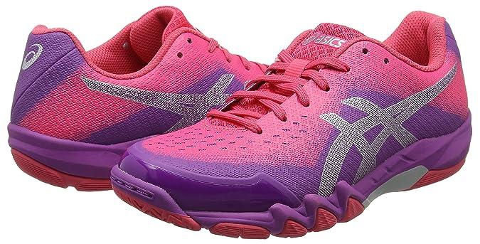 ASICS Gel Blade 6, Zapatillas de Deporte Interior para Mujer