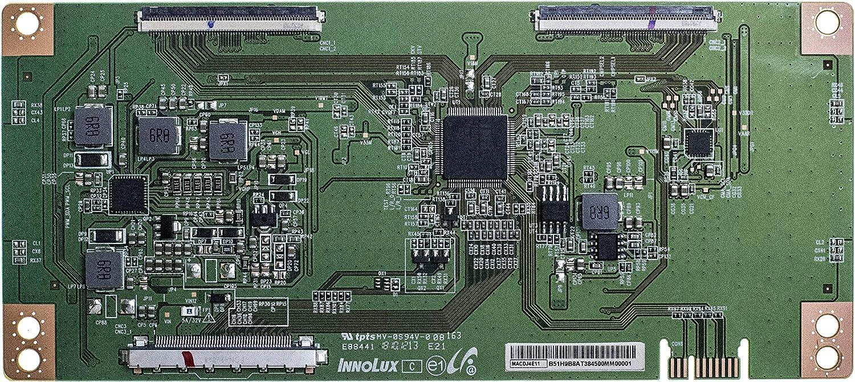 TEKBYUS MACDJ4E11 T-Con Board for LC-58Q7330U LC-58Q620U