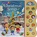 Christmas Songs: Interactive Children's Sound Book (10 Button Sound) (Interactive Early Bird Children's Song Book with 10 Sin