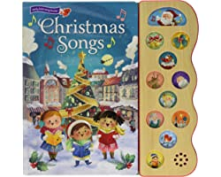 Christmas Songs: Deluxe Sound Book Wood Module