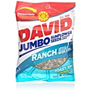 David Jumbo Sunflower Seeds Ranch 5.25 Oz