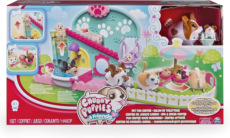 Chubby Puppies 6028196 - Juego de Juguetes para Mascotas: Amazon ...