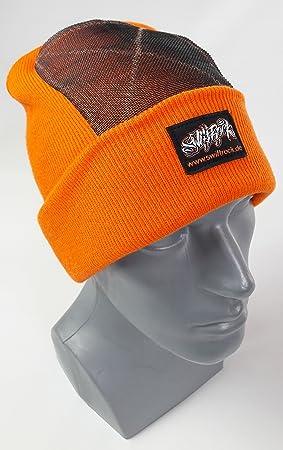 Swift Rock Classic Breakdance Bonnet headspin, Orange, Taille unique ... 8a3342aa6f4