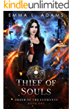 Thief of Souls (Order of the Elements Book 1)
