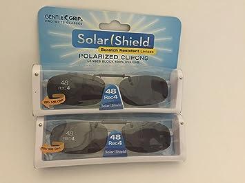 Amazon.com: 1 par de SHIELD Solar conducción lente 48 Rec 4 ...