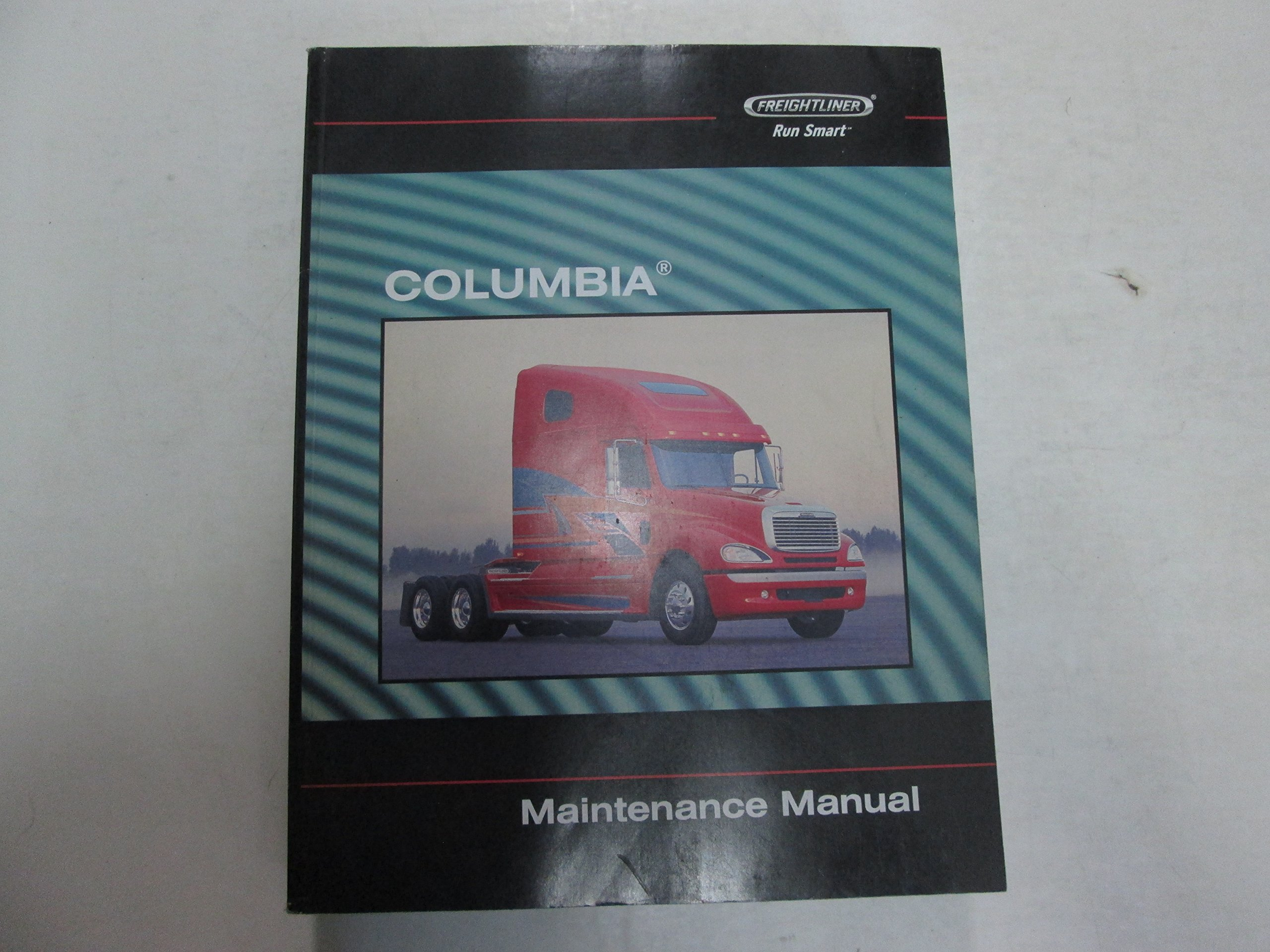 Freightliner Columbia CL112 CL120 Maintenance Shop Manual MINOR WEAR  FACTORY OEM: Freightliner, FL: Amazon.com: Books