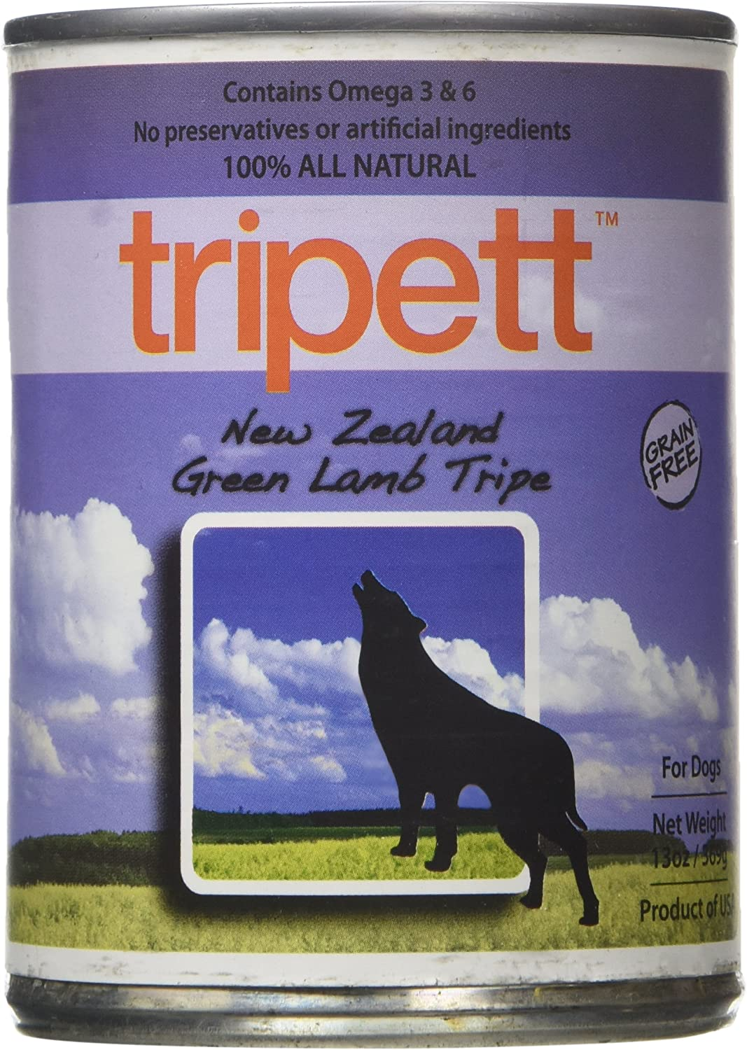 Tripett New Zealand Lamb Tripe -12 x 13 oz