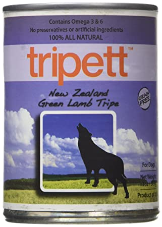 Tripett New Zealand Lamb Tripe -12 x 13 oz