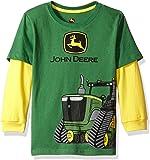 John Deere 2 para Playera. Camiseta para Niños