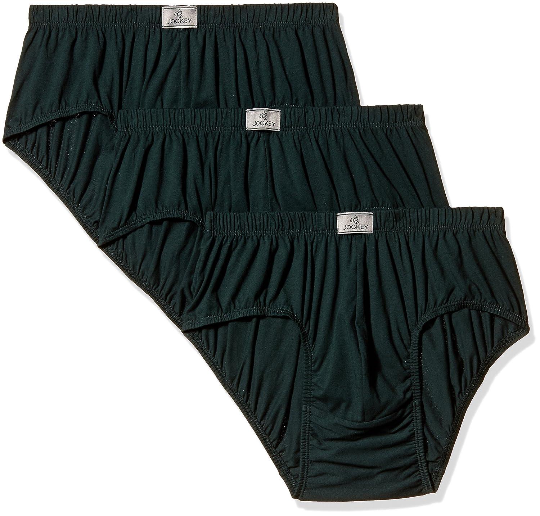 Jockey Herren Classic Brief Luxury Cotton 3er Pack
