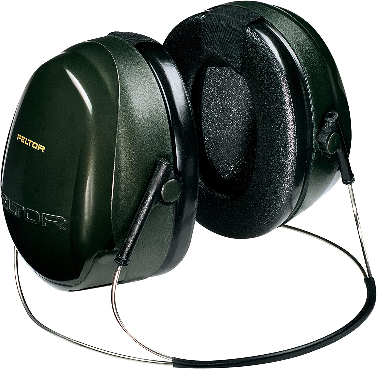 Protects From Loud Blasts /& Sounds Behind The Neck Hearing Protection Ear Buds