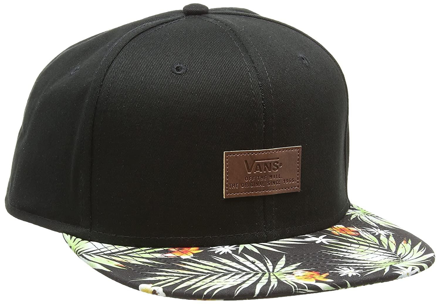 Vans Allover It, Gorra de béisbol para Hombre, (Black Decay Palm Kvr) Talla única: Amazon.es: Ropa y accesorios