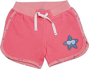 Sigikid Sweatshorts, Mini Pantalones Cortos para Niñas