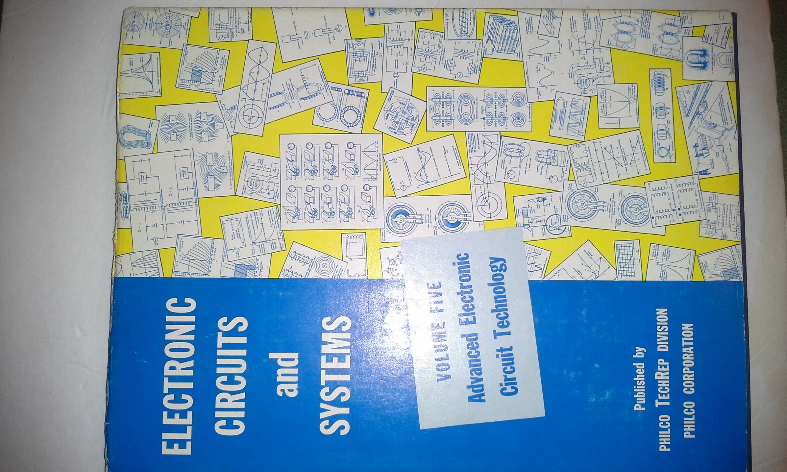 Advanced Electronic Circuit Technology Circuits And App Systems Vol V N A Books