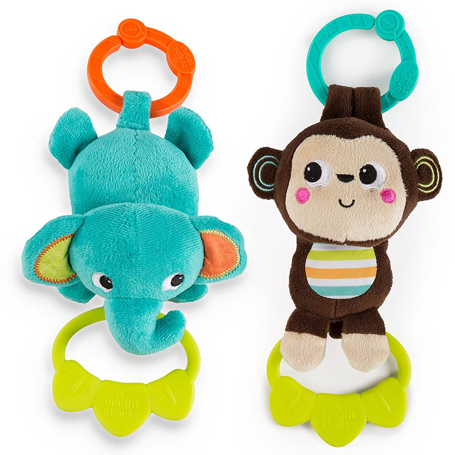 Bright Starts Tug Tunes Monkey