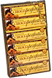 ChocoPerfection Dark Almond Sugar Free Chocolate, Gift Box of 12 50g Bars