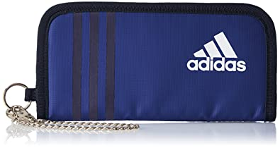 wholesale dealer 95aef 2f36e Amazon | [アディダス] 財布 子供用 ブルー | 財布