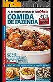 Revista AnaMaria Testa Todas as Receitas - Especial Comida de Fazenda (AnaMaria Receitas)