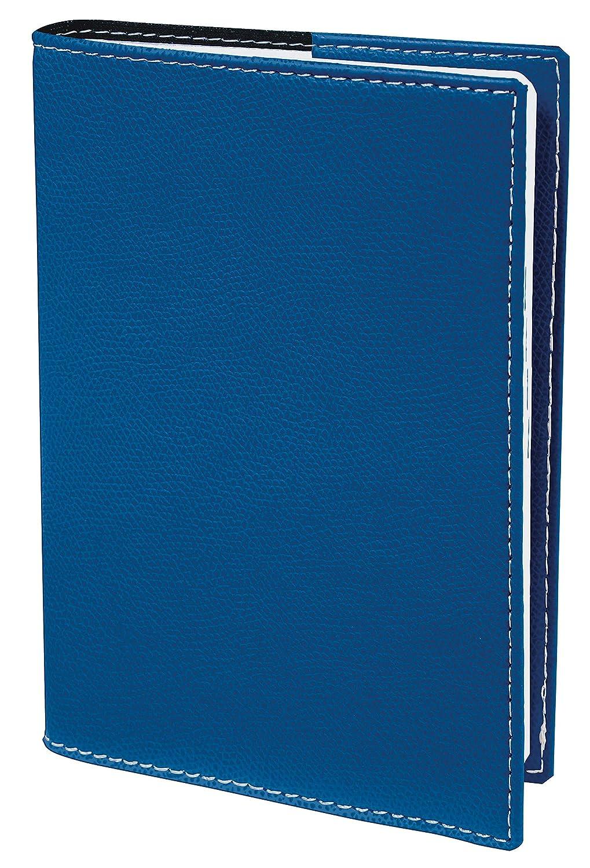 Quo Vadis Club AFFAIRES Agenda civil Semainier 10x15cm Bleu Année 2019 0041101Q