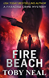 Fire Beach (Paradise Crime Mysteries, Book 8)