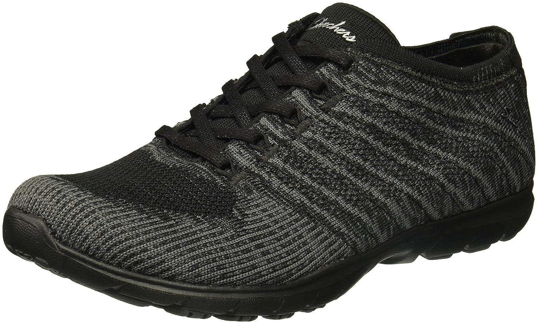 Skechers Women's Dreamstep Cool Cutie Fashion Sneaker B06XSKF6QG 5 B(M) US Black