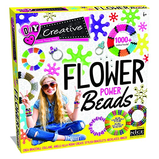 16 opinioni per Toyland 46000 Flower Power Beads, Bracciali
