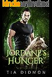Jordane's Hunger: Paranormal Romance Book (New Immortals 3)