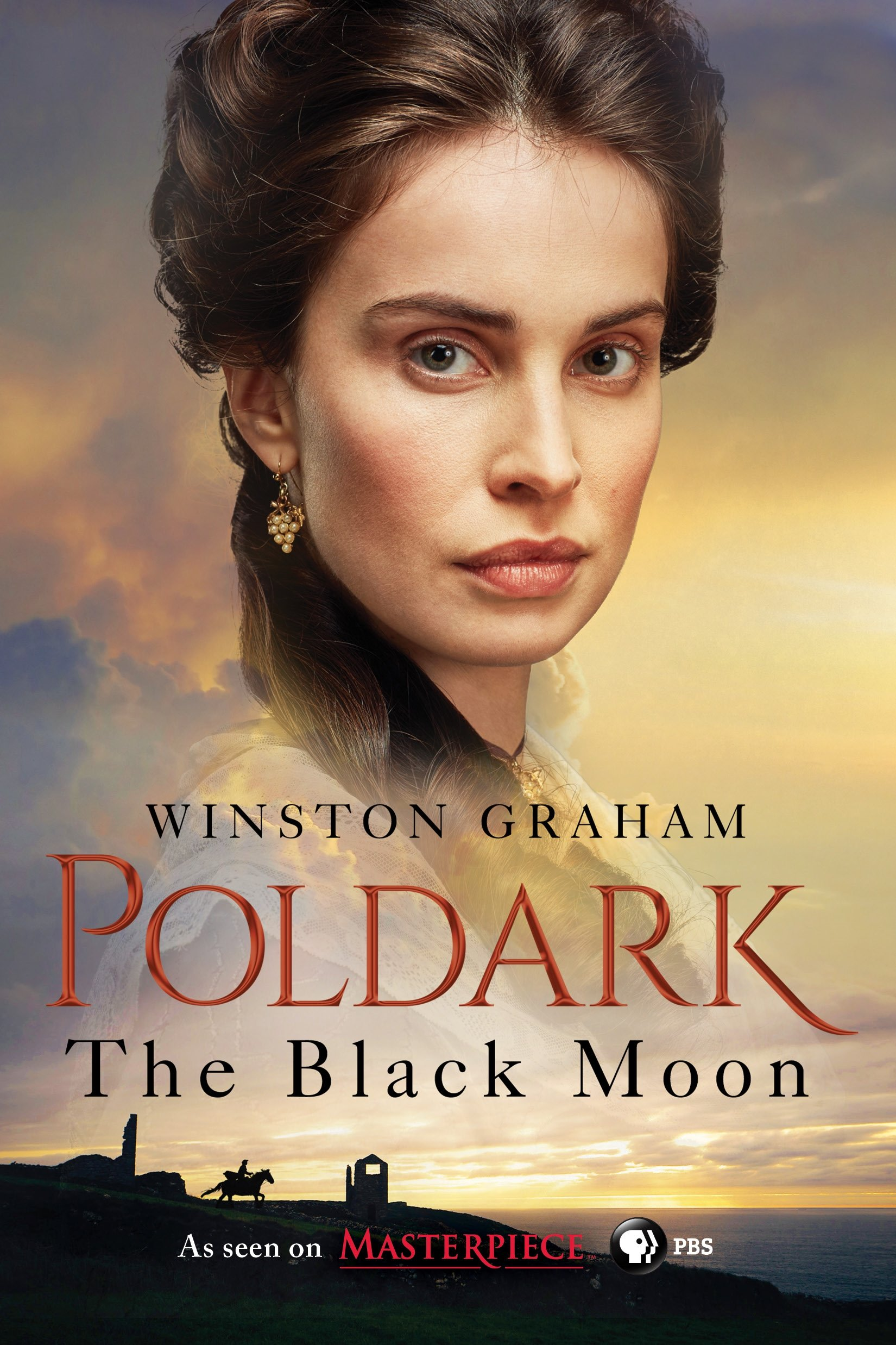 Download image 1700s woman portrait pc android iphone and ipad - The Black Moon A Novel Of Cornwall 1794 1795 Poldark Winston Graham 9781250124913 Amazon Com Books