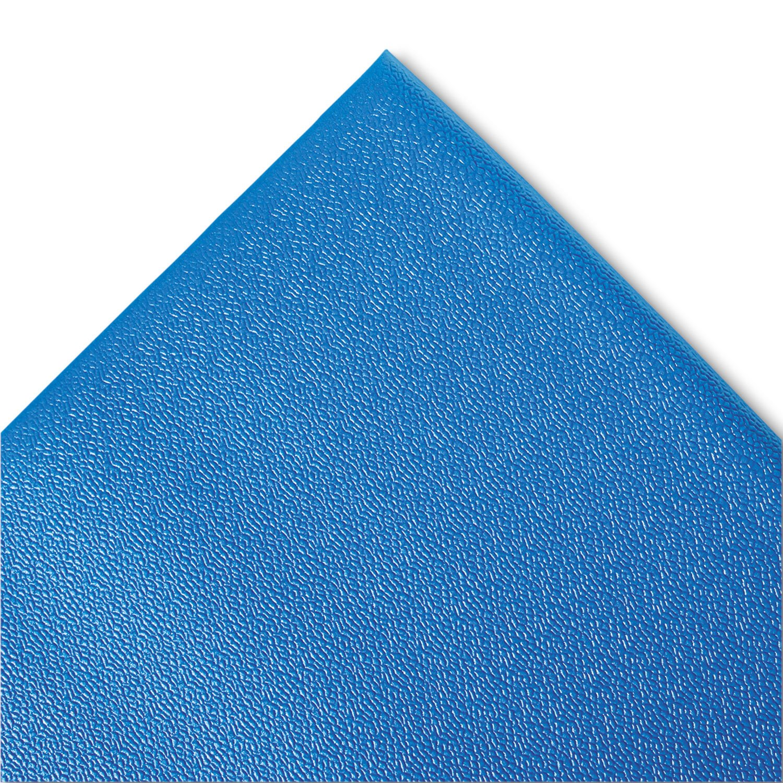 Crown Comfort King Antifatigue Mat, Zedlan, 24 x 36, Royal Blue (CK0023BL) by Crown (Image #2)