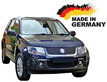 Suzuki Grand Vitara 2 Bonnet Hood Bra Front End Mask Car Stoneguard Protector TUNING