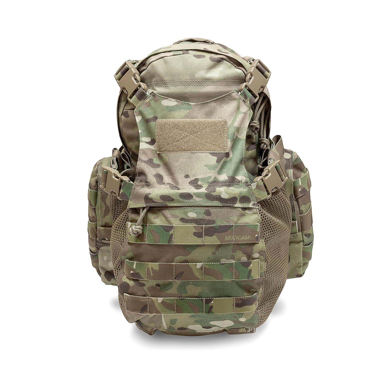 rucksack warrior helmet cargo pack multicam amazon de sport freizeit