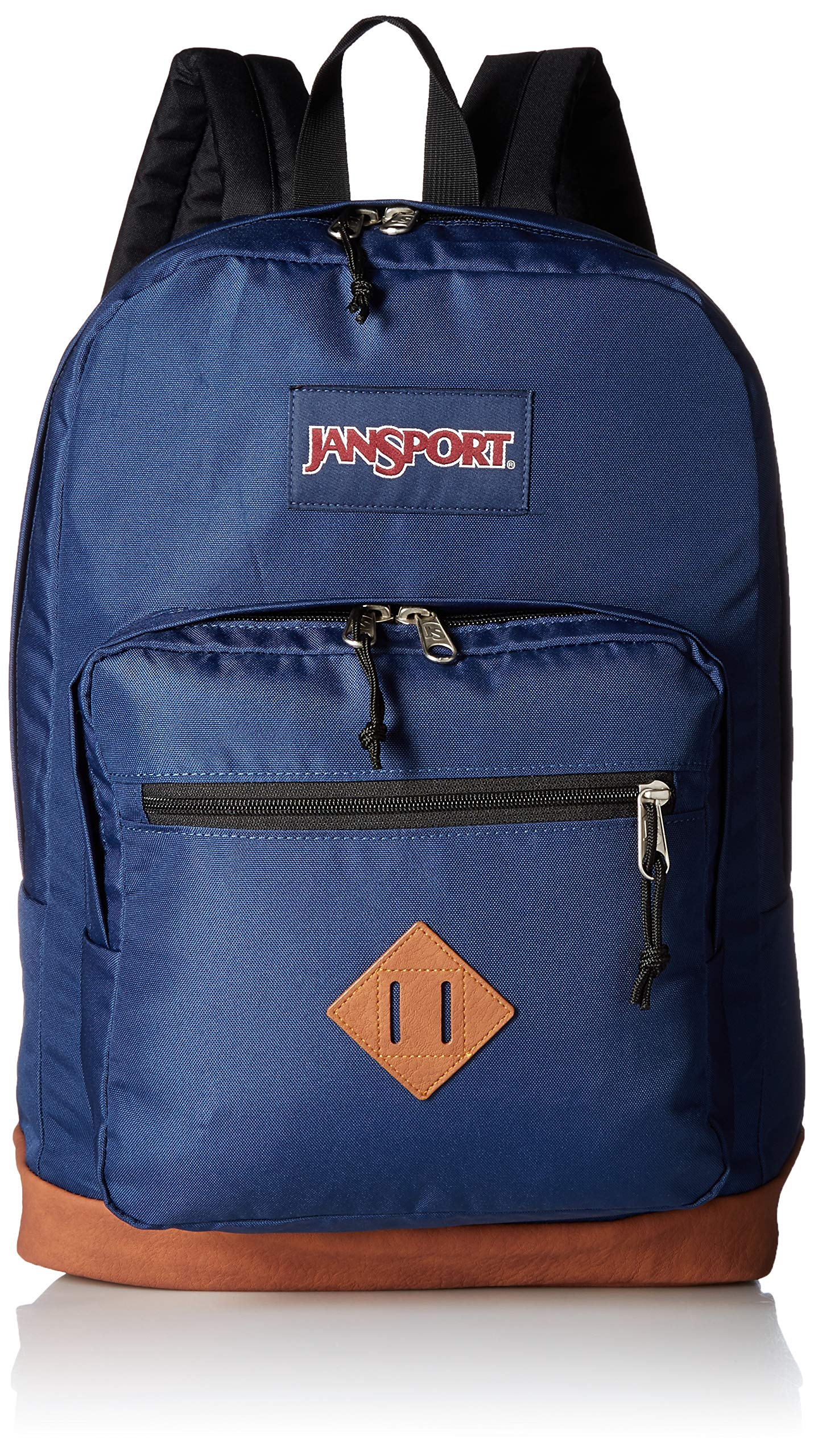JanSport City View Backpack - 15-inch Laptop School Pack, Navy by JanSport