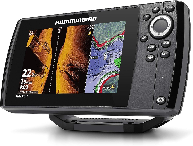 Humminbird Helix 7 Chirp MSI GPS G3, w/Xdcr: Amazon.es: Electrónica