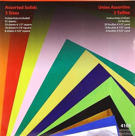 Amazon.com: Y & C yas4105 Fold EMS Solid grande de PAPEL ...